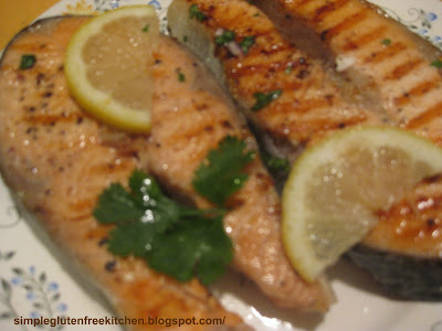 Grilled Salmon with herbed sweet onions – Simple Gluten ...
