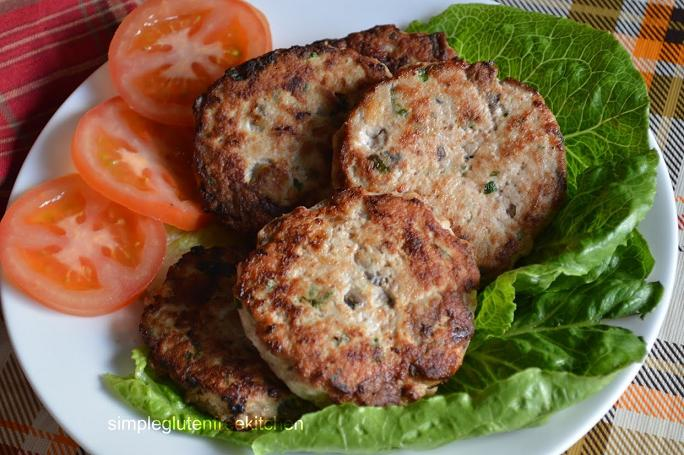 how to make lean hamburger patties stay together