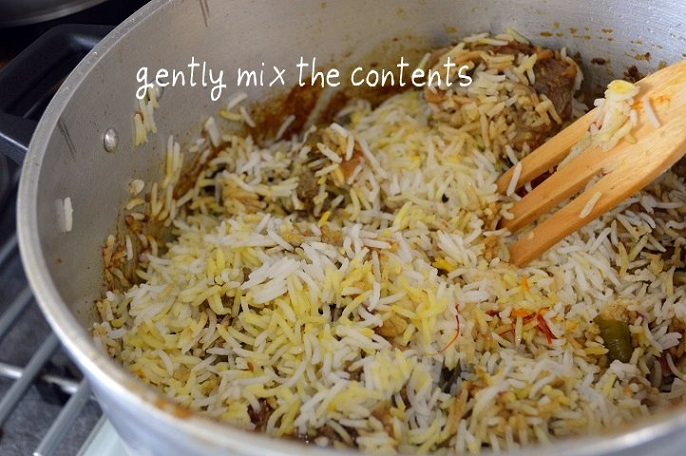 Hyderabadi mutton biryani simple gluten free kitchen print hyderabadi mutton biryani forumfinder Images