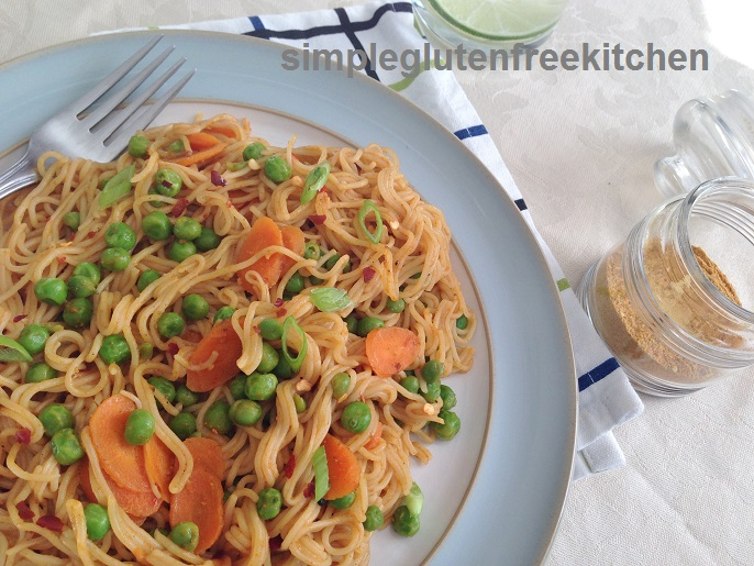 Instant Masala Noodles