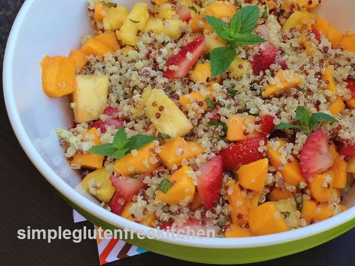 Breakfast Quinoa Salad Recipes — Dishmaps