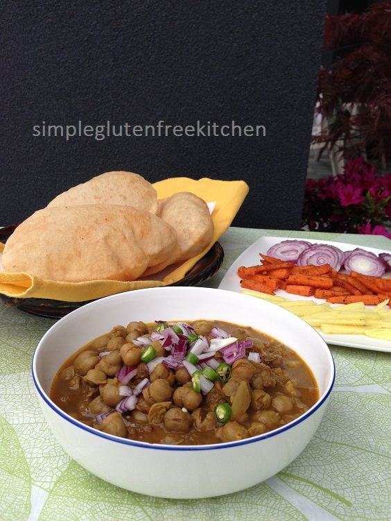 Chole Bhature the most popular food duo
