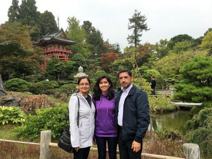 San Francisco (japanese garden)