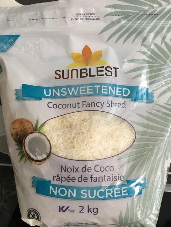 coconut-shreds
