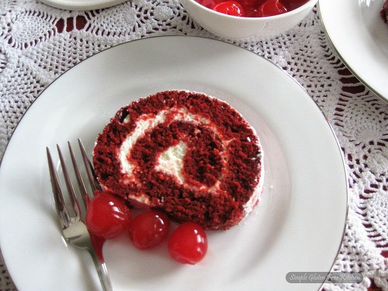 Red Velvet Cake Using Gluten Free Flour