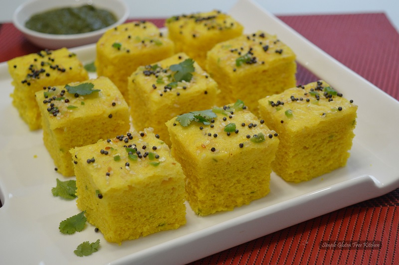 Steamed Cake Recipe Indian