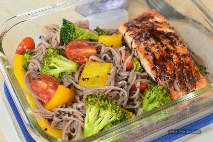 Garden Vegetable Soba Recipe Simple Gluten Free Kitchen