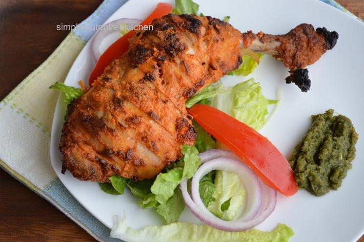 Original Tandoori Kitchen Menu
